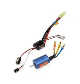 HobbyWing Hobbywing EZRun 18A Sensorless Brushless ESC/Motor Combo (12.0T/7800kV)