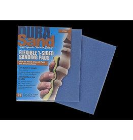 Durasand DSN24003 Blue High Flex Sanding Pads, 2pcs, Fine - 240 Grit