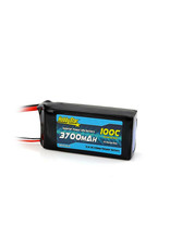HobbyStar 11.1V 3700mAh 100C LiPo Battery - XT60 Plug