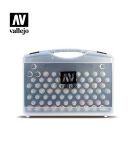Vallejo Game Color Case - 72 Piece