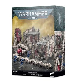 Games Workshop 64-81 - Command Edition: Battlefield Expansion Set