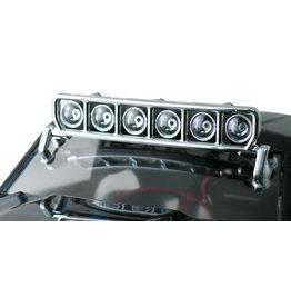 RPM 80923 - Roof Mount Light Bar Set Chrome