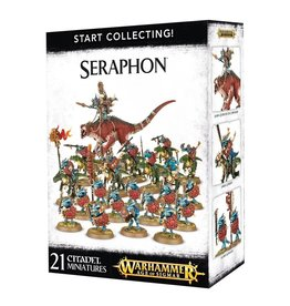 Games Workshop 70-88 - Start Collecting: Seraphon