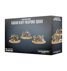 Games Workshop 47-19 - Cadian Heavy Weapon Squad