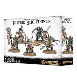Games Workshop 83-28 - Putrid Blightkings