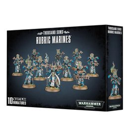 Games Workshop 43-35 - Rubric Marines