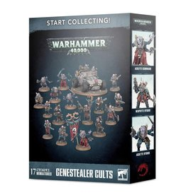 Games Workshop 70-60 - Start Collecting: Genestealer Cults