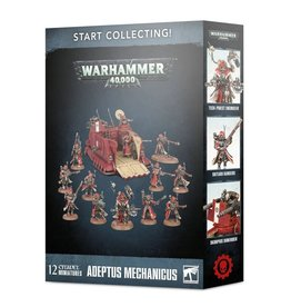 Games Workshop 70-59 - Start Collecting: Adeptus Mechanicus