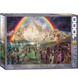 Eurographics The Blessed Hope - 1000 Piece Puzzle
