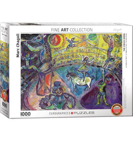 Eurographics The Circus Horse - 1000 Piece Puzzle