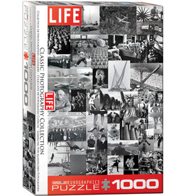 Eurographics LIFE Photography Masters - 1000 Piece Puzzle