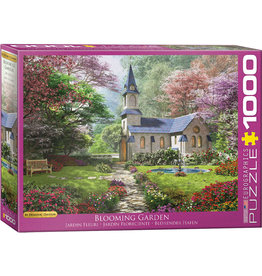 Eurographics Blooming Garden - 1000 Piece Puzzle
