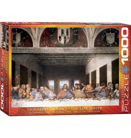 Eurographics The Last Supper - 1000 Piece Puzzle