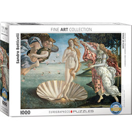 Eurographics Birth of Venus - 1000 Piece Puzzle