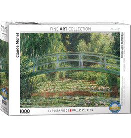 Eurographics The Japanese Footbridge - 1000 Piece Puzzle
