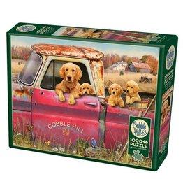 Cobble Hill Cobble Hill Farm - 1000 Piece Puzzle