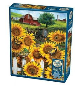 Cobble Hill Country Paradise - 500 Piece Puzzle