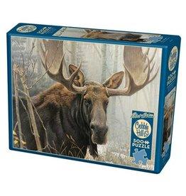 Cobble Hill Bull Moose - 500 Piece Puzzle