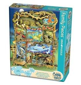Cobble Hill Reptiles and Amphibians - 350 Piece Puzzle