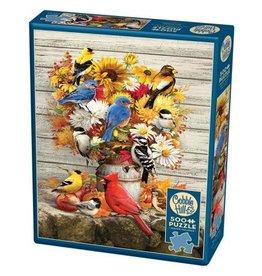 Cobble Hill Fall Harvest - 500 Piece Puzzle
