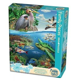 Cobble Hill Earth Day - 350 Piece Puzzle