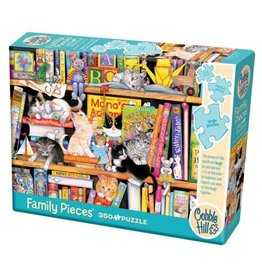 Cobble Hill Storytime Kittens - 350 Piece Puzzle