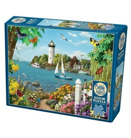 Cobble Hill By the Bay - 500 Piece Puzzle