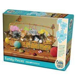 Cobble Hill Basket Case - 350 Piece Puzzle
