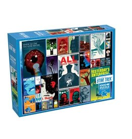 Cobble Hill Star Trek: The Next Generation Episodes - 1000 Piece Puzzle