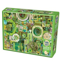 Cobble Hill Green - 1000 Piece Puzzle