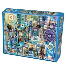 Cobble Hill Blue - 1000 Piece Puzzle