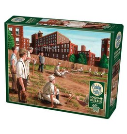 Cobble Hill Old Time Baseball - 1000 Piece Puzzle