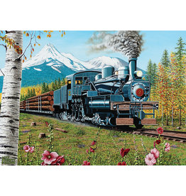 Cobble Hill Lumbering Along - 1000 Piece Puzzle