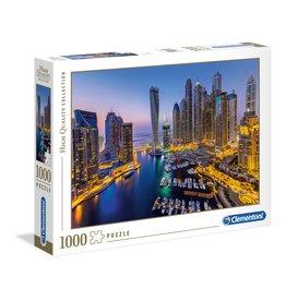 Clementoni Dubai - 1000 Piece Puzzle
