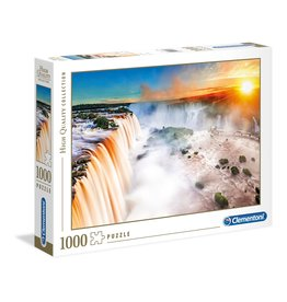 Clementoni Waterfall - 1000 Piece Puzzle