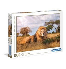 Clementoni The King - 1000 Piece Puzzle