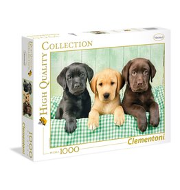 Clementoni Three Labs - 1000 Piece Puzzle