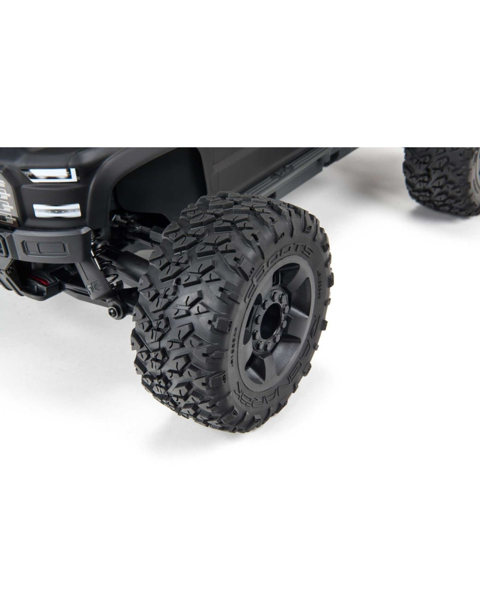Arrma 1/10 BIG ROCK 4X4 V3 3S BLX Brushless Monster Truck RTR - Black