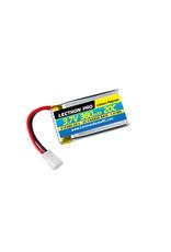Common Sense RC 1S380-20 - 3.7V 380mAh 20C Lipo Battery with Walkera Connector