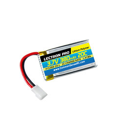Common Sense RC 1S380-20 - 3.7V 380mAh 20C Lipo Battery with Walkera Connector