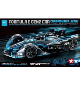 Tamiya 1/10 Formula E Gen2 Car - TC-01 Chassis Kit