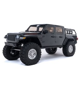 Axial 1/10 SCX10 III Jeep JT Gladiator with Portals RTR - Grey
