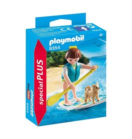 Playmobil 9354 - Paddleboarder