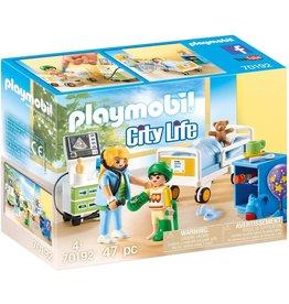 Playmobil 70192 - Children's Hospital Room