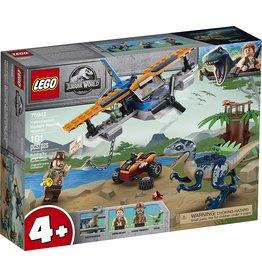 Lego 75942 - Velociraptor: Biplane Rescue Mission