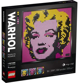 Lego 31197 - Andy Warhol's Marilyn Monroe