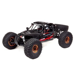 Losi 1/10 Lasernut U4 4WD Brushless RTR with Smart ESC - Black