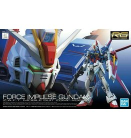 Bandai #33 Force Impulse Gundam RG