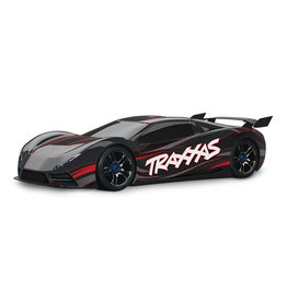 Traxxas 1/7 XO-1 RTR with TSM 100+ MPH 4WD Electric Supercar - Black