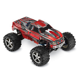 Traxxas 1/10 T-Maxx 3.3 4WD Nitro Monster Truck - Red